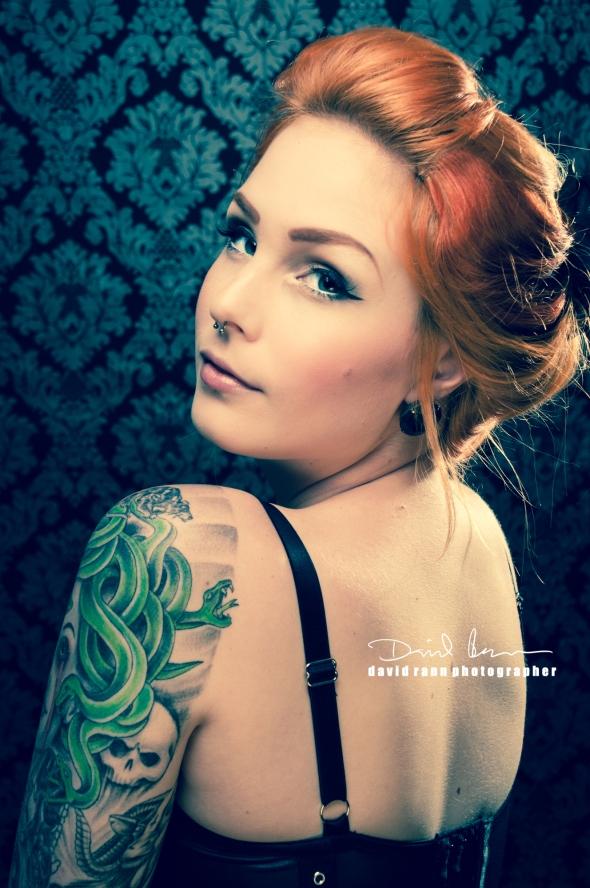 Leanne James by David Rann