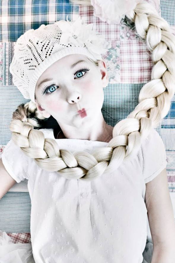 "Elsa. From ""Dolls"" by Tanneke Petoom, 2013"