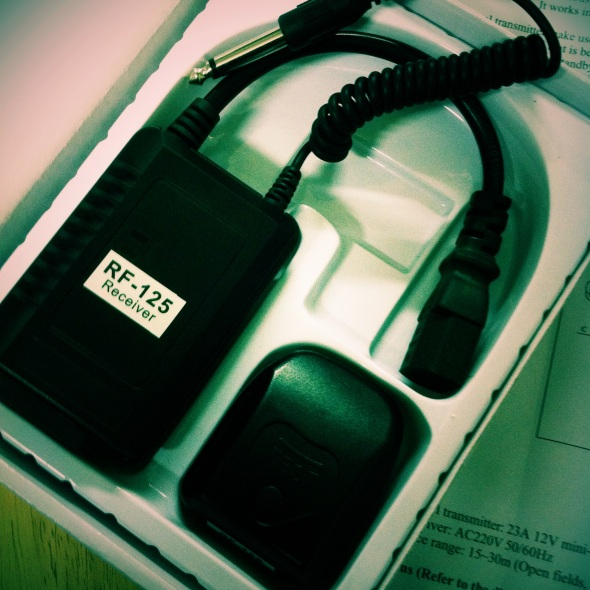 Lastolite Lumen8 Radio Trigger Set 3265
