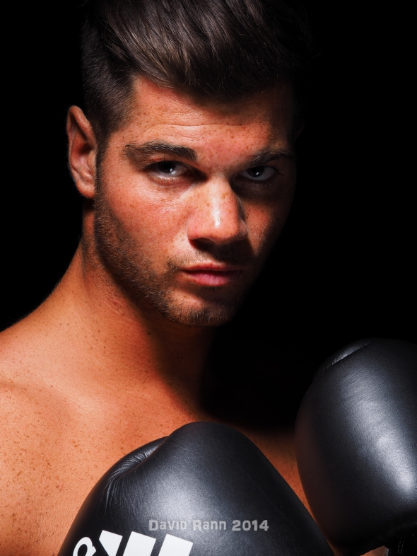 "Boxer Ryan ""Tank"" Aston"